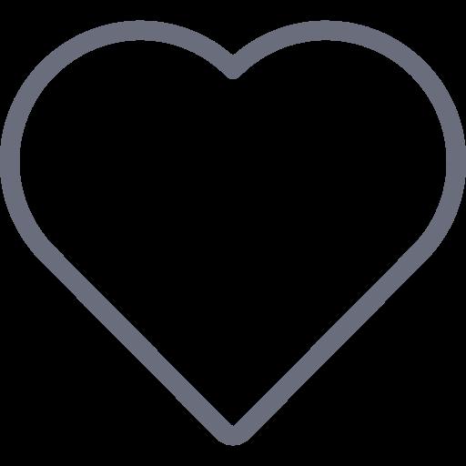 Mixed Heart Icon