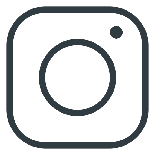 Instagram Black Icon