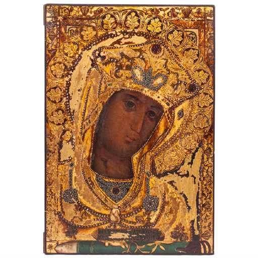 The Mother Of God Andronikovskavaya