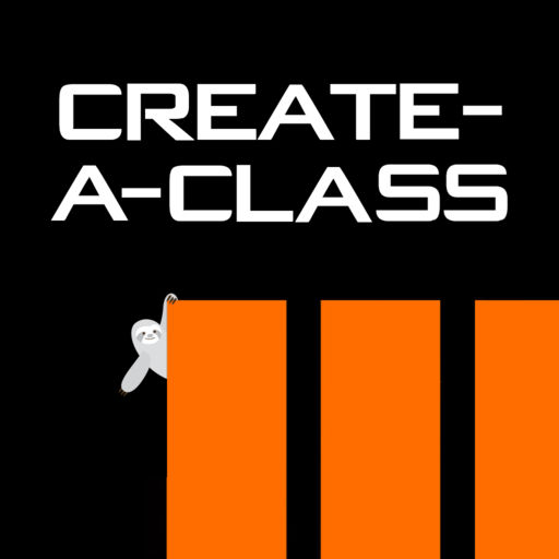 Create A Class For Black Ops