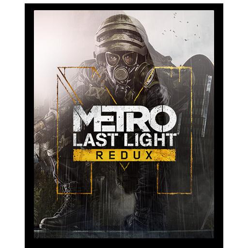 Icon Metro Last Light Redux