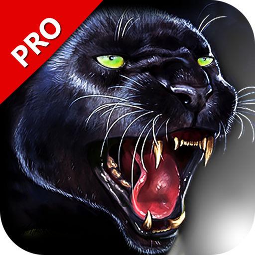 Black Panther Hunting Game Pro