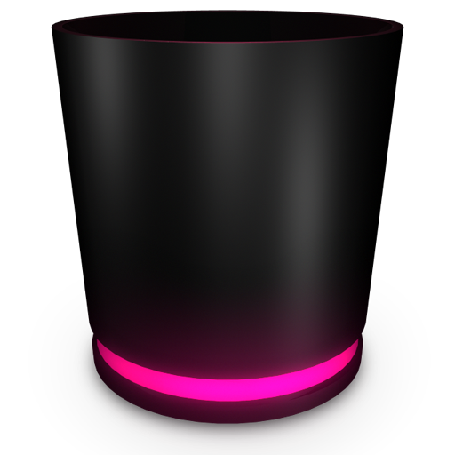 Pink Glow Icon