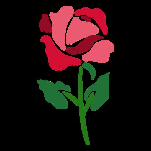 Flowering Rose Icon Flower