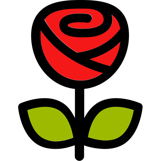 Rose, Nature, Flower Icon Png And Vector For Free Download