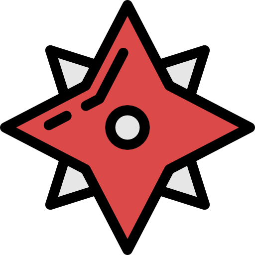 Travel Direction Black Icon