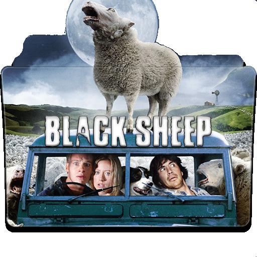 Black Sheep Folder Icon