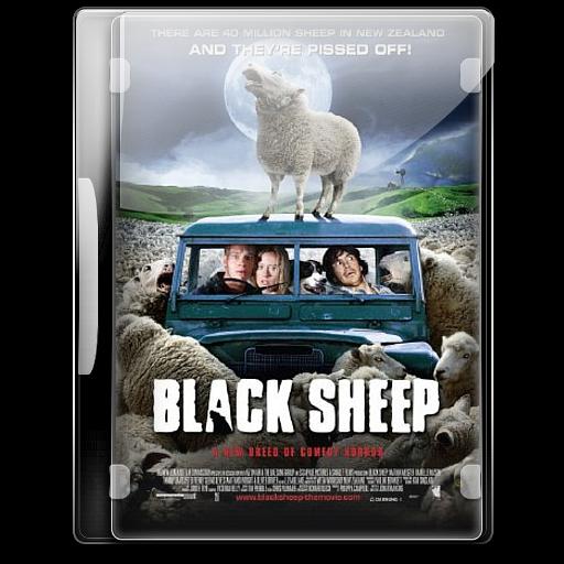Black Sheep, Film, Movies Icon Free Of English Movie Icons