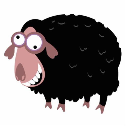 Black Sheep Tattoo Commission