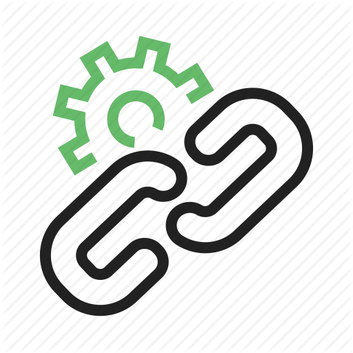 Chain, Connect, Gear, Interconnection, Link, Relation, Settings Icon