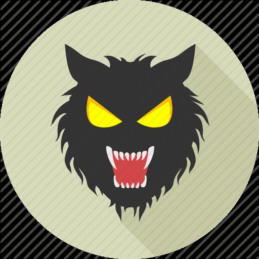 Animal, Animals, Danger, Halloween, Scary, Wild, Wolf Icon
