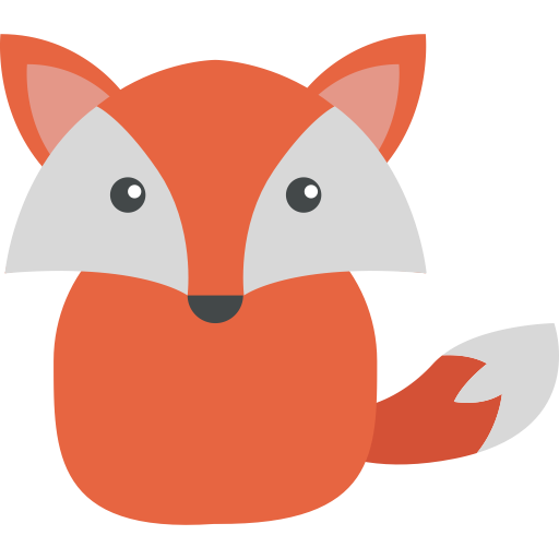 Fox, Wild Animal, Wolf Icon With Png And Vector Format For Free