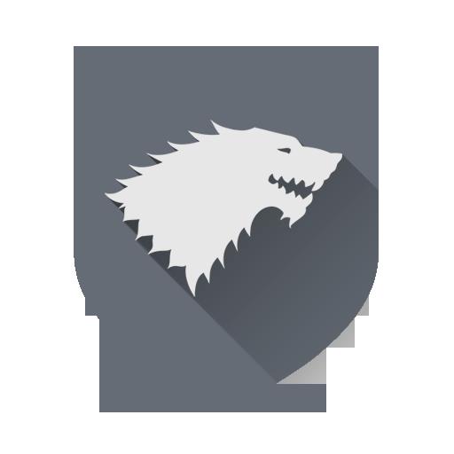 Stark Icon Game Of Thrones Iconset Limav