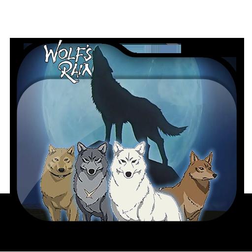 Wolf's Rain Folder Icon