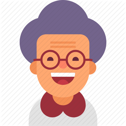 African American Grandmother Png Transparent Images
