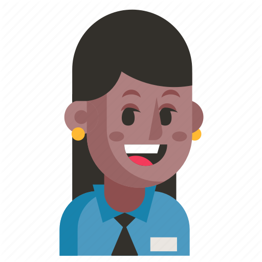 Avatar, Job, Manager, Profession, User, Woman, Work Icon