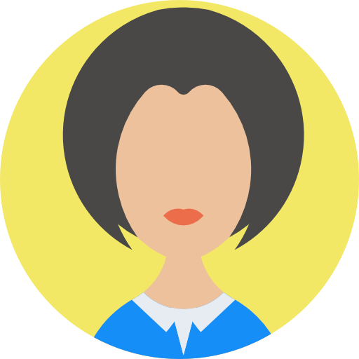 Avatar, Profile, Business, People, User, Woman Icon