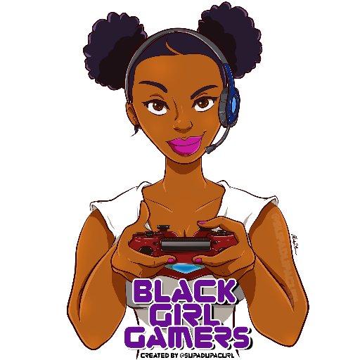 Black Girl Gamers London Games Fest!