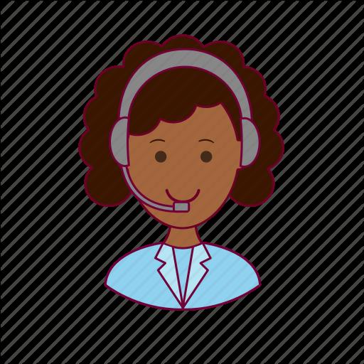 Black Woman, Emprego, Job, Professions, Telemarketing, Trabalho