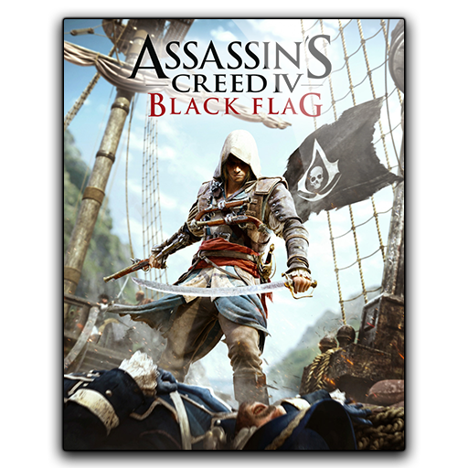 Icon Assassin's Creed Iv Black Flag