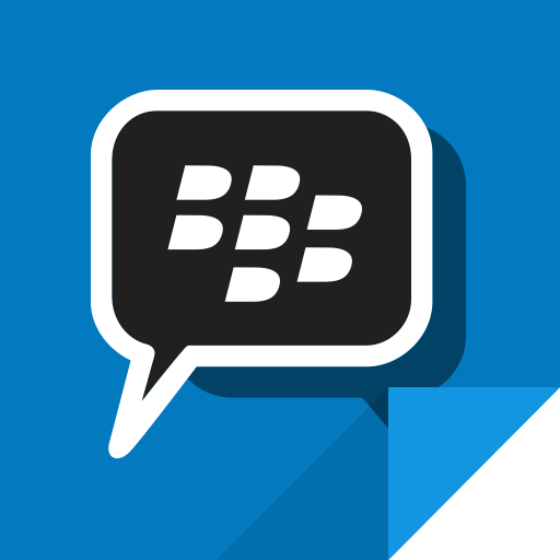 Bbm, Blackberry, Messenger, Communication Icon