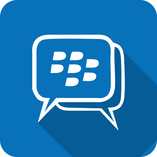Mesenger, Blackberry Icon