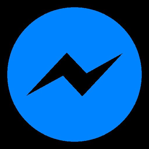 Facebook Messenger Icon Png Transparent