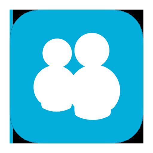 Metroui Live Messenger Alt Icon Iconshow