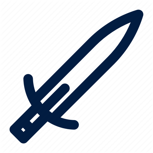 Blade, Game, Knight, Medieval, Rpg, Sword, Weapon Icon
