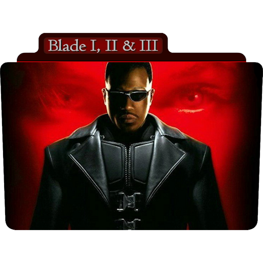Blade Icon Tv Movie Folder Iconset Aaron Sinuhe