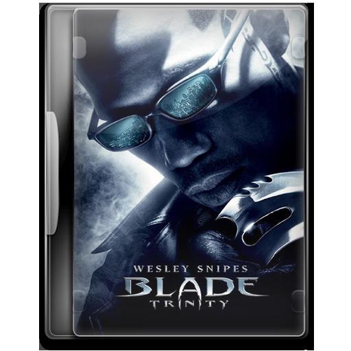 Blade Trinity Icon Movie Mega Pack Iconset
