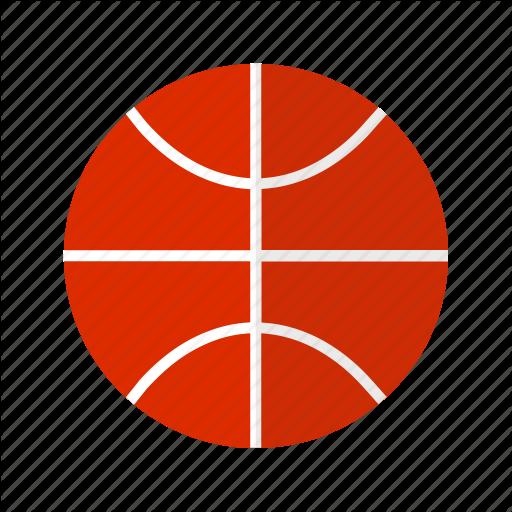 Ball, Basketball, Hoop, Match, Net, Sports Icon