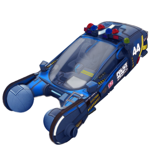 Police Spinner Car Icon Free Download As Png And Formats