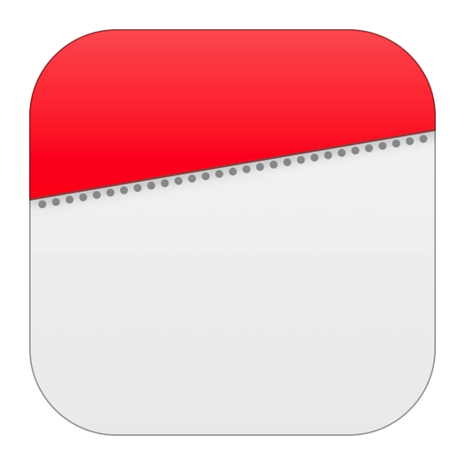 Calendar Blank Icon Style Iconset Iynque