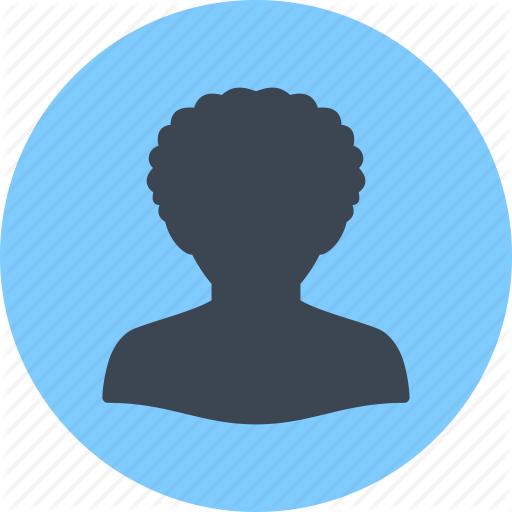 Afro American, Avatar, Male, Man, Profile, User Icon