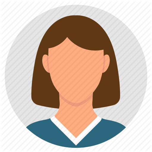 Avatar, Blank, Face, Female, Mannequin, User Icon