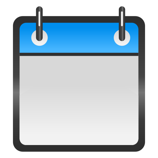Calendar, Blank, Hd Icon Free Of Snipicons Hd