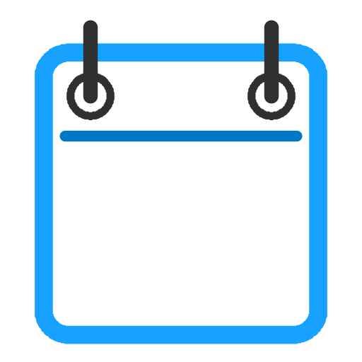 Calendar, Blank, Linear Icon Free Of Snipicons Linear