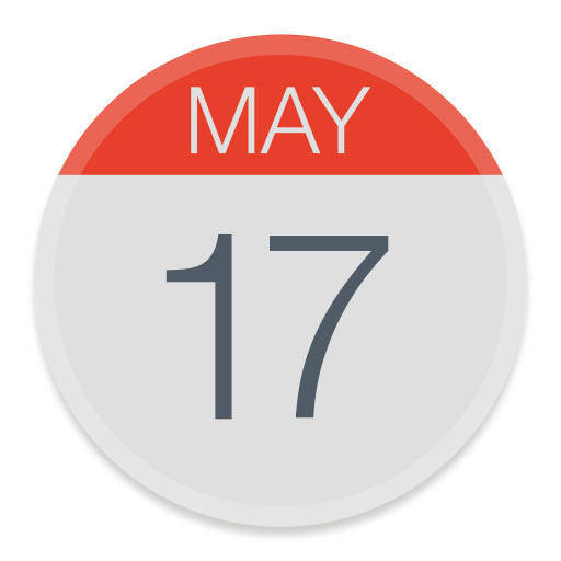 Fantastical, May, Calendar Icon Free Of Button Ui