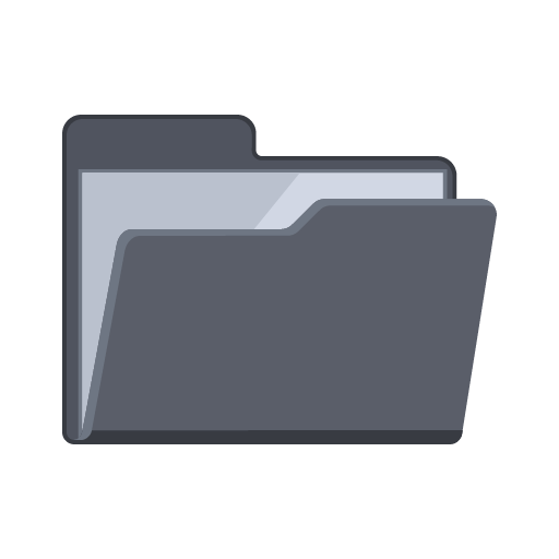 Empty Folder Icon Flat Folder Iconset Pelfusion