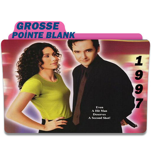 Grosse Pointe Blank Folder Icon