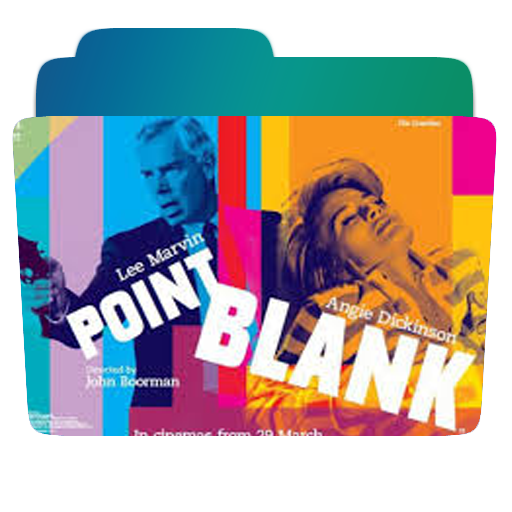 Point Blank Movie Folder Icon