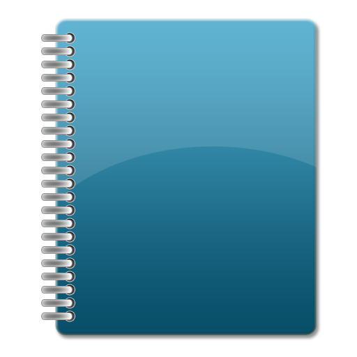 Blank Icons, Free Icons In Notebook Icons Version Blue