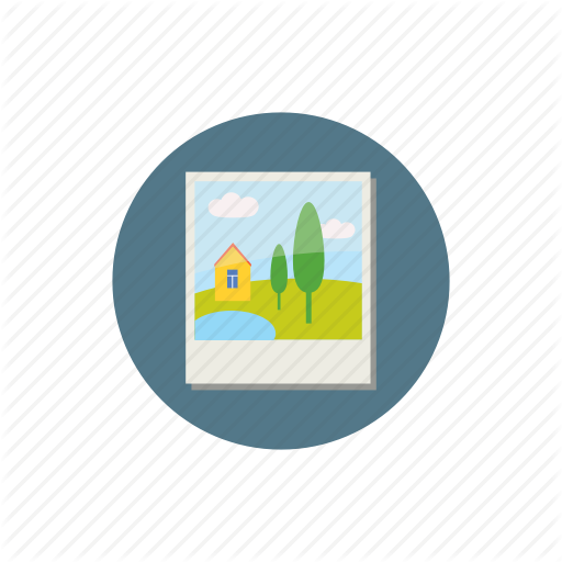 Blank, Blog, Card, Cartoon, Empty, Photo, Picture Icon