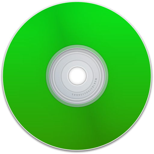 Lightscribe, Empty, Cd, Blank, Save, Disk, Disc, Dvd Icon