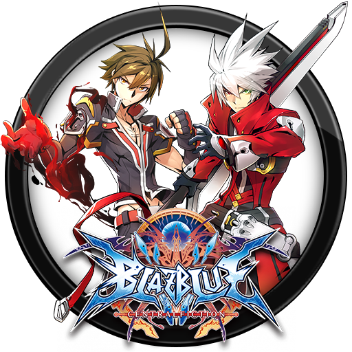 Blazblue Central Fiction Icons