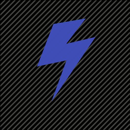 Blitz, Flash, Lightning, Review, Shock, Speed, Thunder Icon