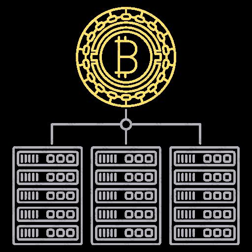 Download Blockchain,servers Icon Inventicons