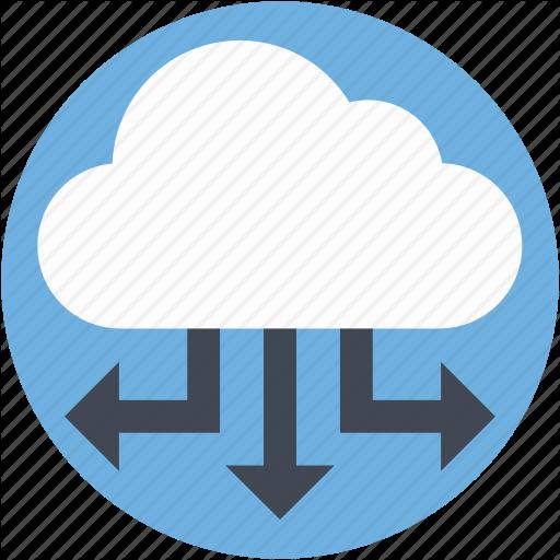 Cloud Computing, Cloud Network, Cloud Sharing, Cyberspace, Social