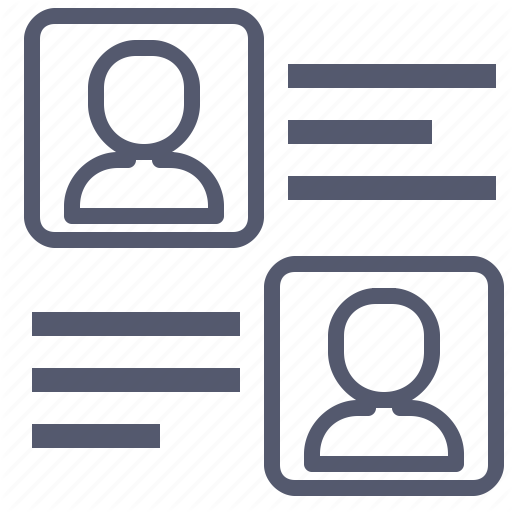 Article, Blog, Columns, Post, Table Icon